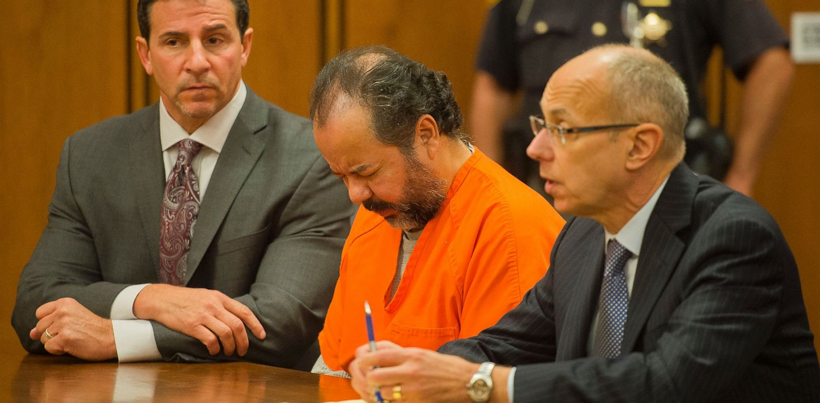 PHOTO: Judge Rules Ariel Castro Fit To Stand Trial