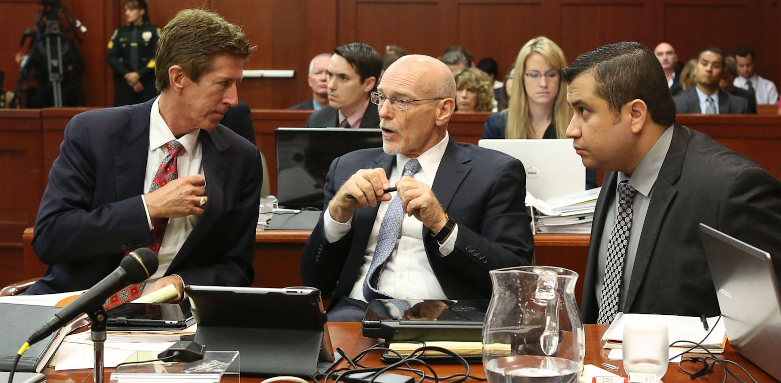 PHOTO: George Zimmerman Trial