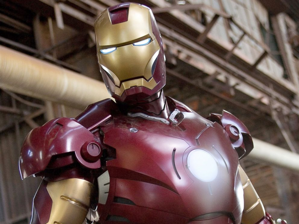 PHOTO: Iron Man is shown in his Mark III armor in a scene from Iron Man.