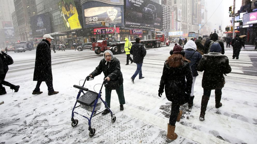 Polar Vortex The Most Misused Weather Term Of 2014 ABC News