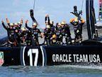PHOTO: Oracle Team USA