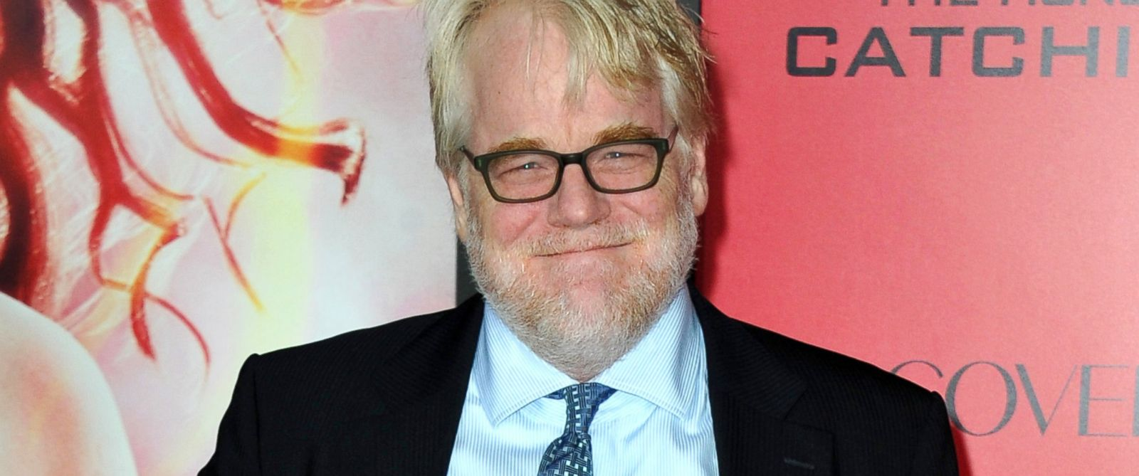 "PHOTO: Philip Seymour Hoffman is seen at the Los Angeles premiere of ""The Hunger Games: Catching Fire"" at Nokia Theatre LA Live, Nov. 18, 2013."