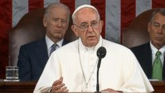 Bravo! Bravo! Bravo!... Read Pope Francis' Historic Speech to Congress