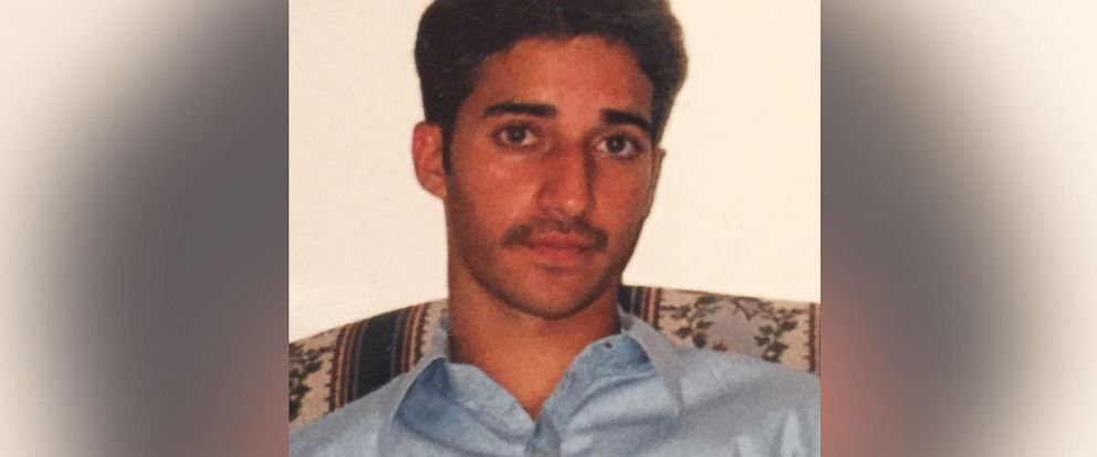 PHOTO: An undated photo provided by Yusuf Syed shows his brother, Adnan Syed.