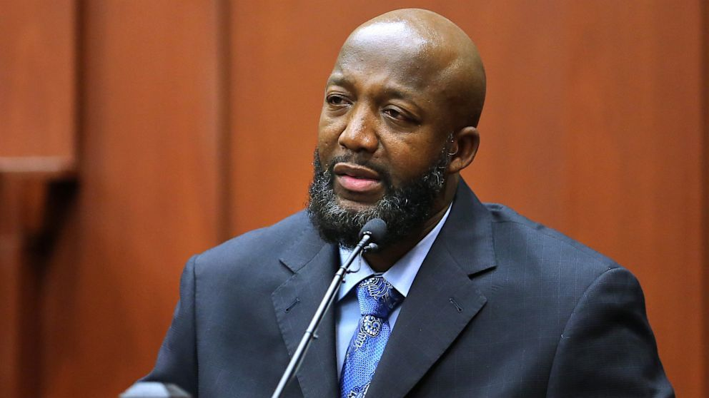 Trayvon martin 39 s father recalls 39 listening to his life for Father martin s ashley
