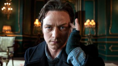 """PHOTO: In this film publicity image provided by 20th Century Fox, James McAvoy portrays Charles Xavier in a scene from """"X-Men: First Class."""" The X-Men? franchise will get another boost in 2016 with the release of ??X-Men: Apocalypse.?"""