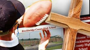 Kentucky High School Coach Gets Players Baptized
