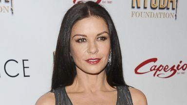 PHOTO: Event honoree Catherine Zeta-Jones attends the 2013 NYC Dance Alliance Foundation Gala at the NYU Skirball Center, Sep. 29, 2013 in New York.