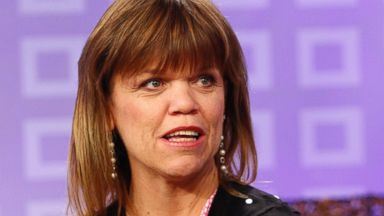 """PHOTO: Amy Roloff appears on the """"Today"""" show."""
