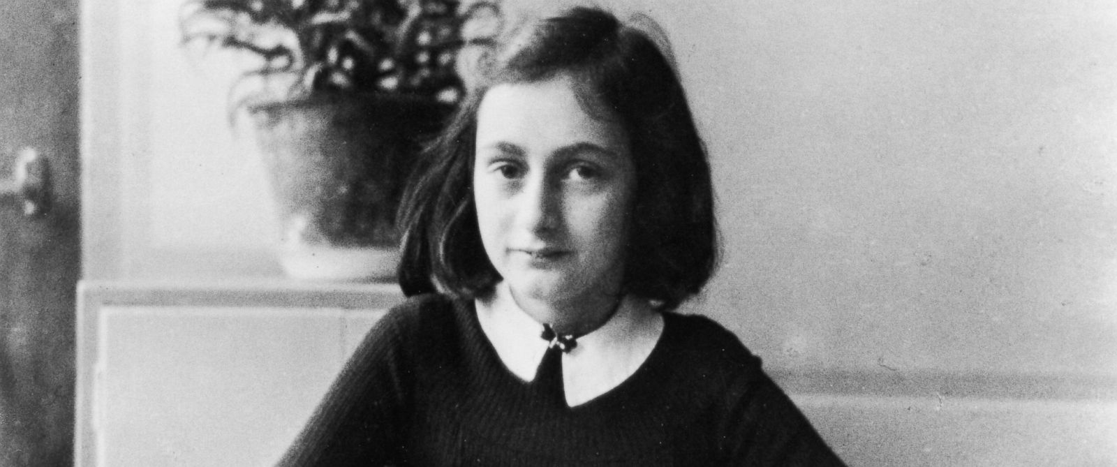 PHOTO: Anne Frank is seen in this photo circa 1941.