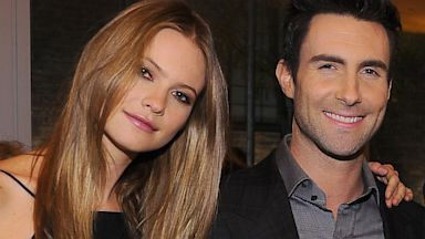 PHOTO: Behati Prinsloo, Adam Levine