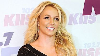 PHOTO: Britney Spears attends 102.7 KIIS FMs Wango Tango at The Home Depot Center, May 11, 2013 in Carson, Calif.