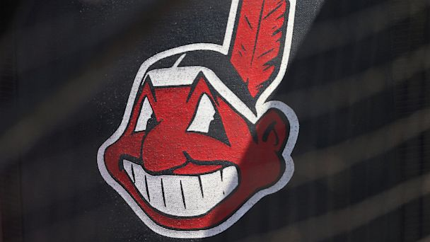 PHOTO: Cleveland Indians logo