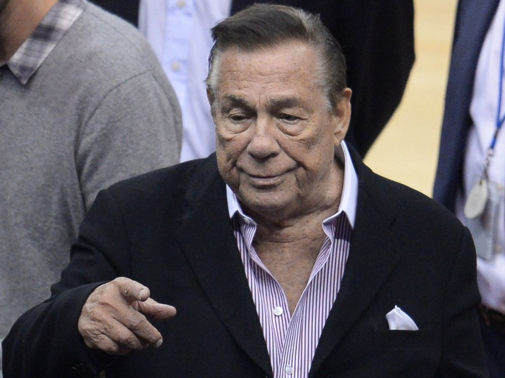 PHOTO: Donald Sterling is pictured on April 21, 2014 in Los Angeles.