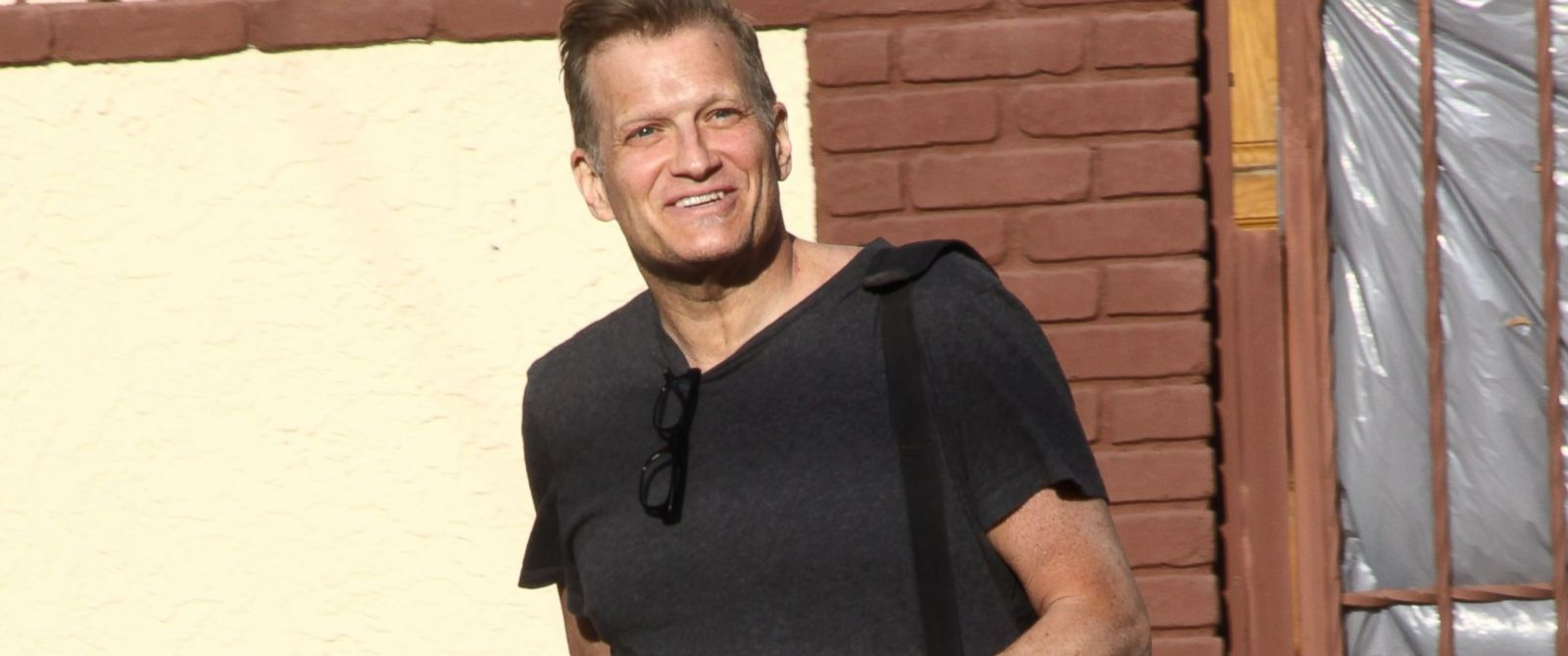 PHOTO: Drew Carey is seen on May 13, 2014 in Los Angeles.