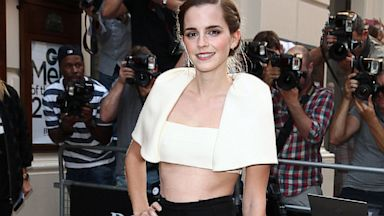 PHOTO: Emma Watson attends the GQ Men of the Year awards at The Royal Opera House on Sept. 3, 2013 in London.