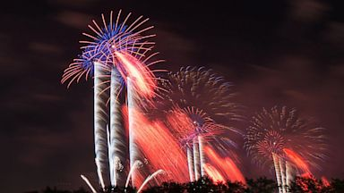 PHOTO: Fourth of July Fireworks