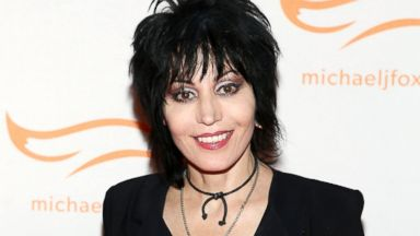 PHOTO: Joan Jett attends 2013 A Funny Thing Happened On The Way To Cure Parkinsons at The Waldorf/Astoria, Nov. 9, 2013, in New York City.