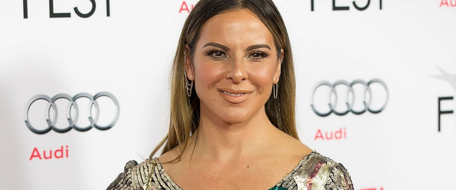 PHOTO: Kate del Castillo at TCL Chinese Theatre on Nov. 9, 2015 in Hollywood, Calif.