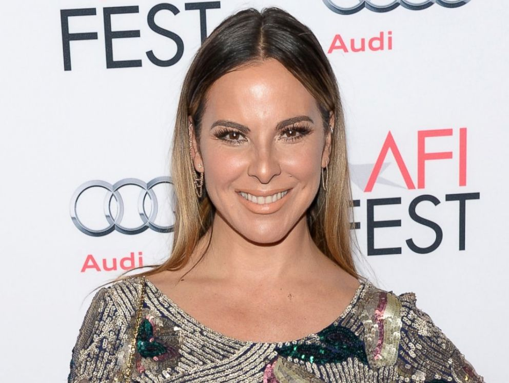PHOTO: Actress Kate del Castillo attends the Centerpiece Gala Premiere of Alcon Entertainments The 33 during AFI FEST 2015 presented by Audi at TCL Chinese Theater, Nov. 9, 2015 in Hollywood, Calif.