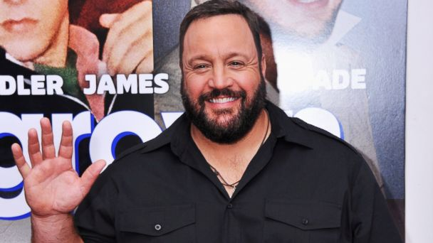 "PHOTO: Kevin James attends the ""Grown Ups 2"" New York Premiere at AMC Lincoln Square Theater in New York, July 10, 2013."