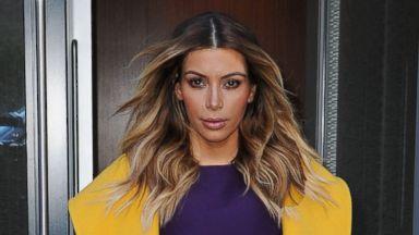 PHOTO: Kim Kardashian is seen on Nov. 20, 2013 in New York City.