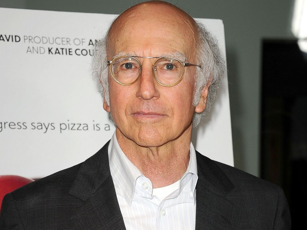 PHOTO: Larry David attends the premiere of Fed Up at Pacfic Design Center, May 8, 2014, in West Hollywood, Calif.