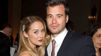 "PHOTO: Lauren Conrad and William Tell attend ""Designs For The Cure"" Gala For Susan G. Komen at the Millennium Biltmore Hotel, Oct. 13, 2012, in Los Angeles."