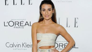 PHOTO: Lea Michele arrives at the 20th Annual Women In Hollywood Event in Beverly Hills