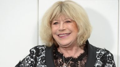 PHOTO: Marianne Faithfull attends the Chanel show as part of the Paris Fashion Week Womenswear Fall/Winter 2014-2015, March 4, 2014, in Paris.