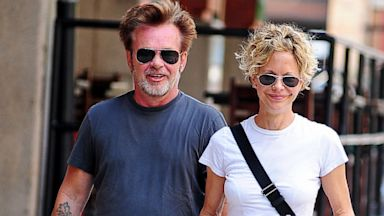 PHOTO: Meg Ryan and John Cougar Mellencamp