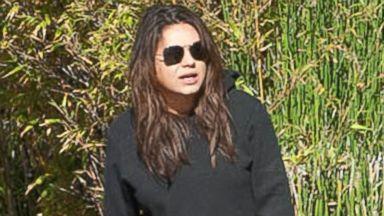 PHOTO: Mila Kunis is seen, May 12, 2014, in Los Angeles.