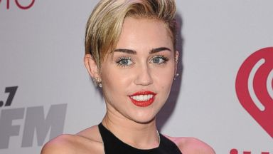 PHOTO: Miley Cyrus attends KIIS FMs Jingle Ball at Staples Center on Dec. 6, 2013 in Los Angeles, Calif.