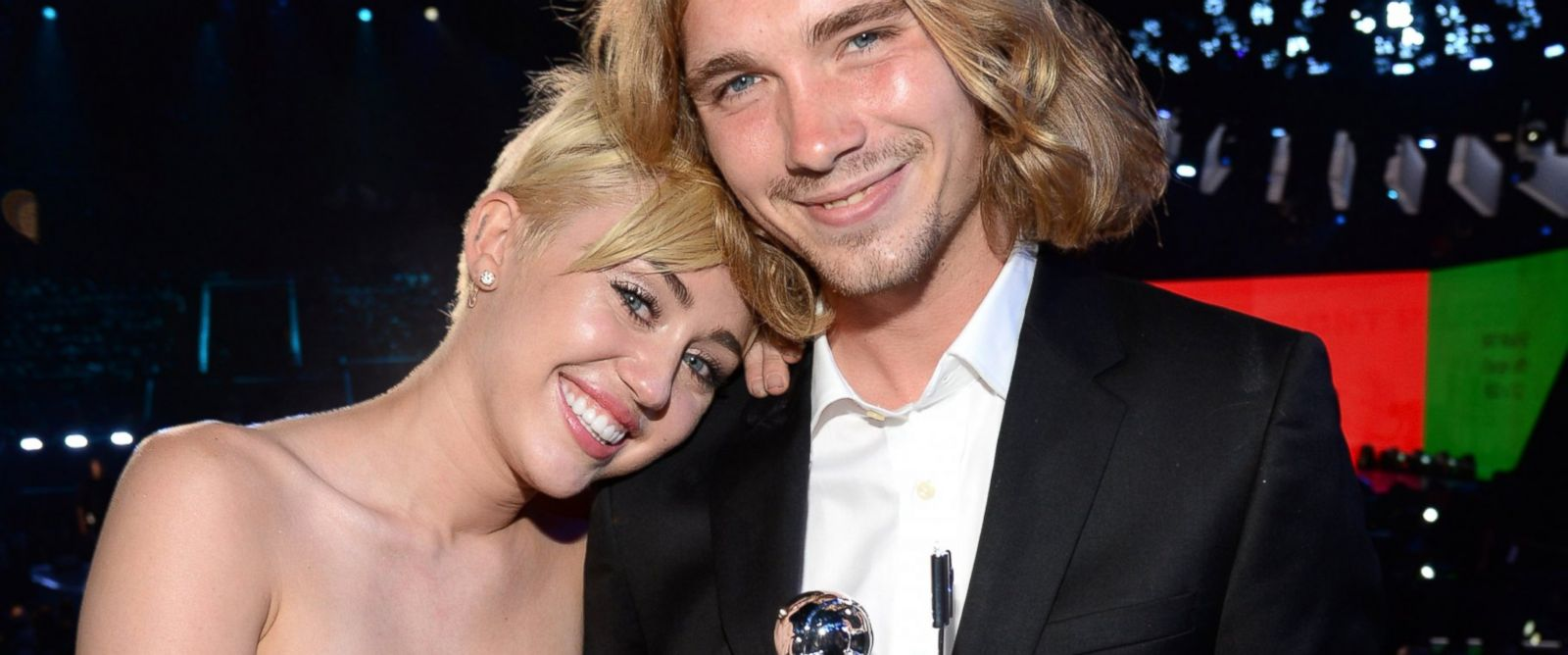 single men in cyrus Miley cyrus opens up about her sexuality as she admits being 'open to every single thing' with women have been just as serious as her ones with men.