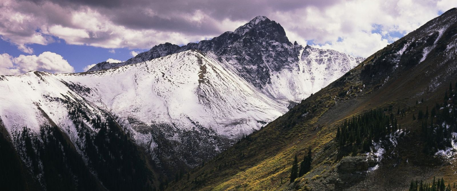 PHOTO: This undated stock photo shows Ophir Pass in Silverton, San Juan County, Colo.