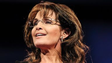 PHOTO: In this file photo, Sarah Palin is pictured on Mar. 16, 2013 in National Harbor, Md.