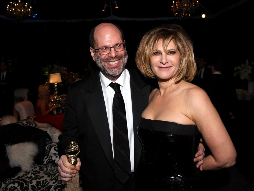 PHOTO: Scott Rudin and Amy Pascal attend the Sony Pictures Classic 68th Annual Golden Globe Awards Party held at The Beverly Hilton hotel, Jan. 16, 2011, in Beverly Hills, Calif.