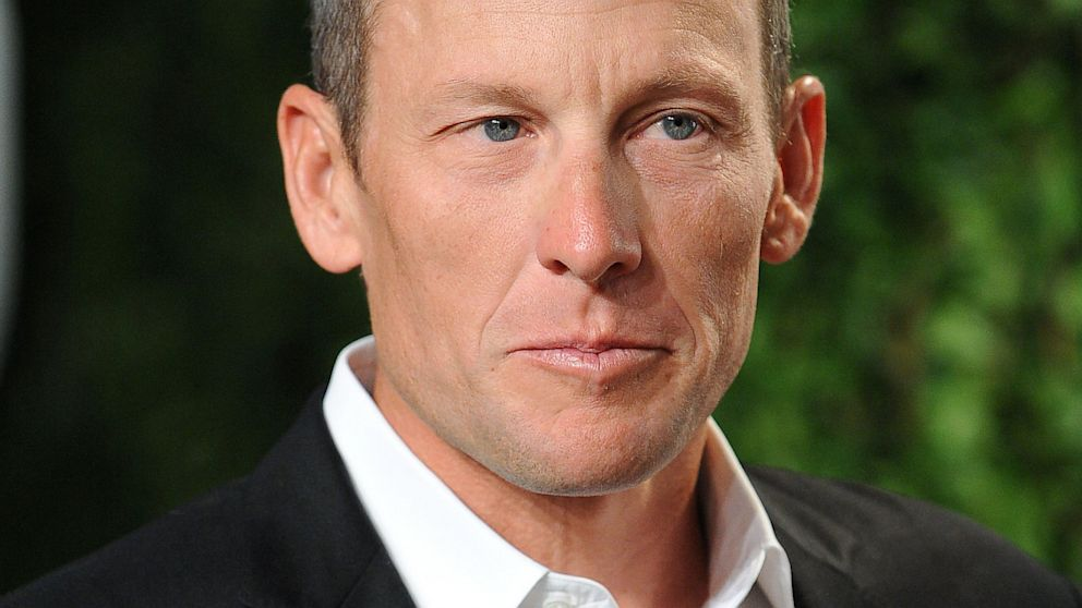 <b>Lance Armstrong</b> Opens Up About 'Living a Lie' in New Documentary - ABC News - Gty_lance_armstrong_dm_130906_16x9_992