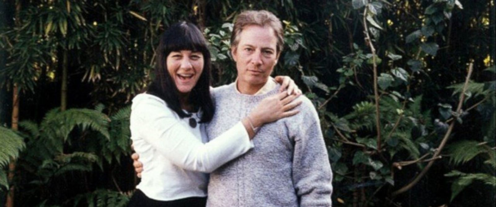 """PHOTO: Susan Berman with Robert Durst from """"The Jinx: The Life and Deaths of Robert Durst."""""""