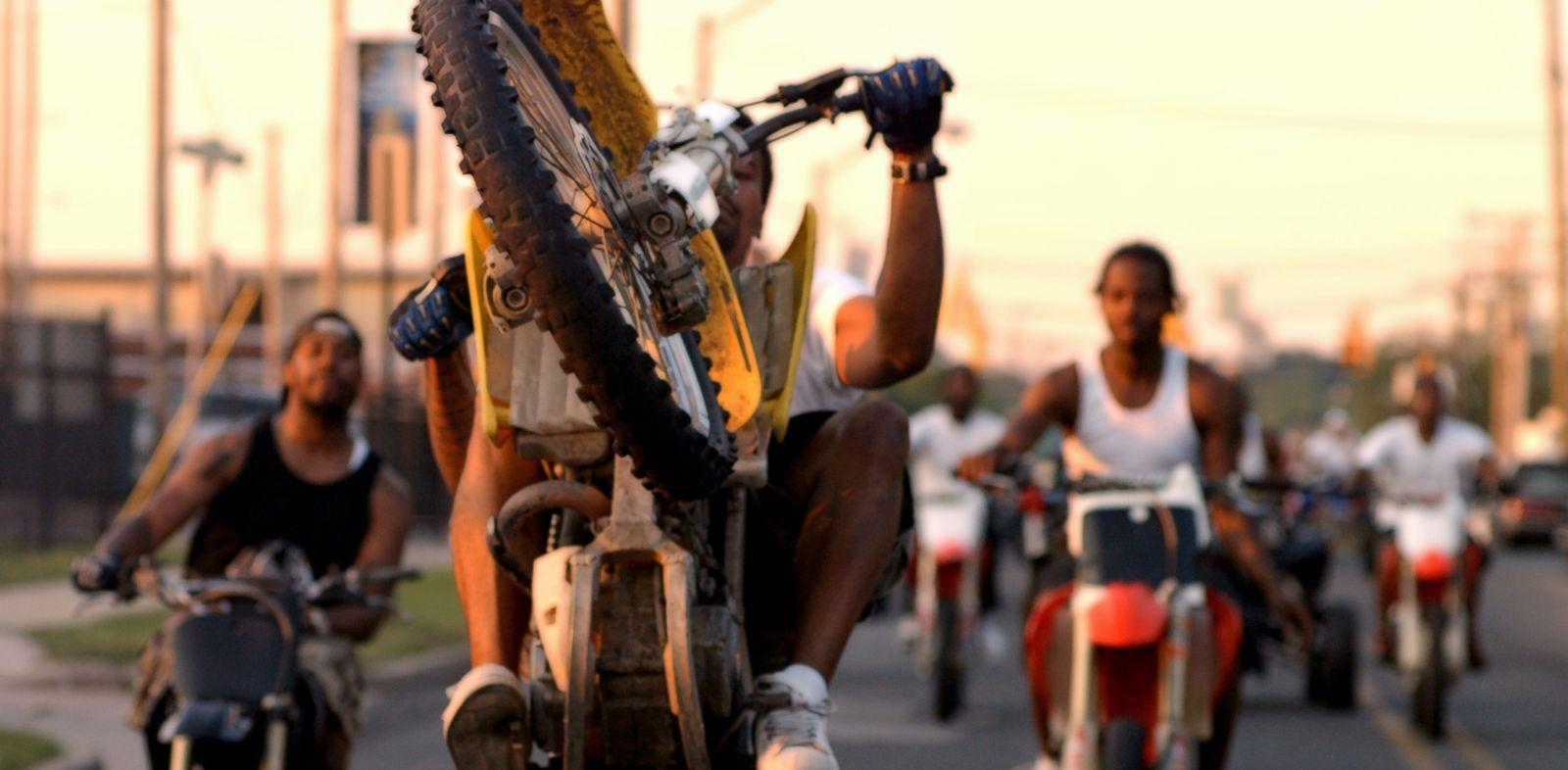 PHOTO: A still from the documentary 12 OClock Boys.