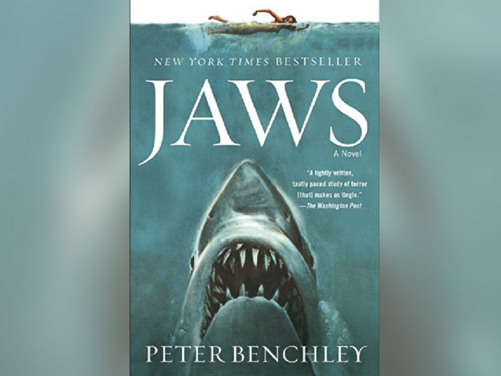 PHOTO: Jaws the novel was first released in 1974.