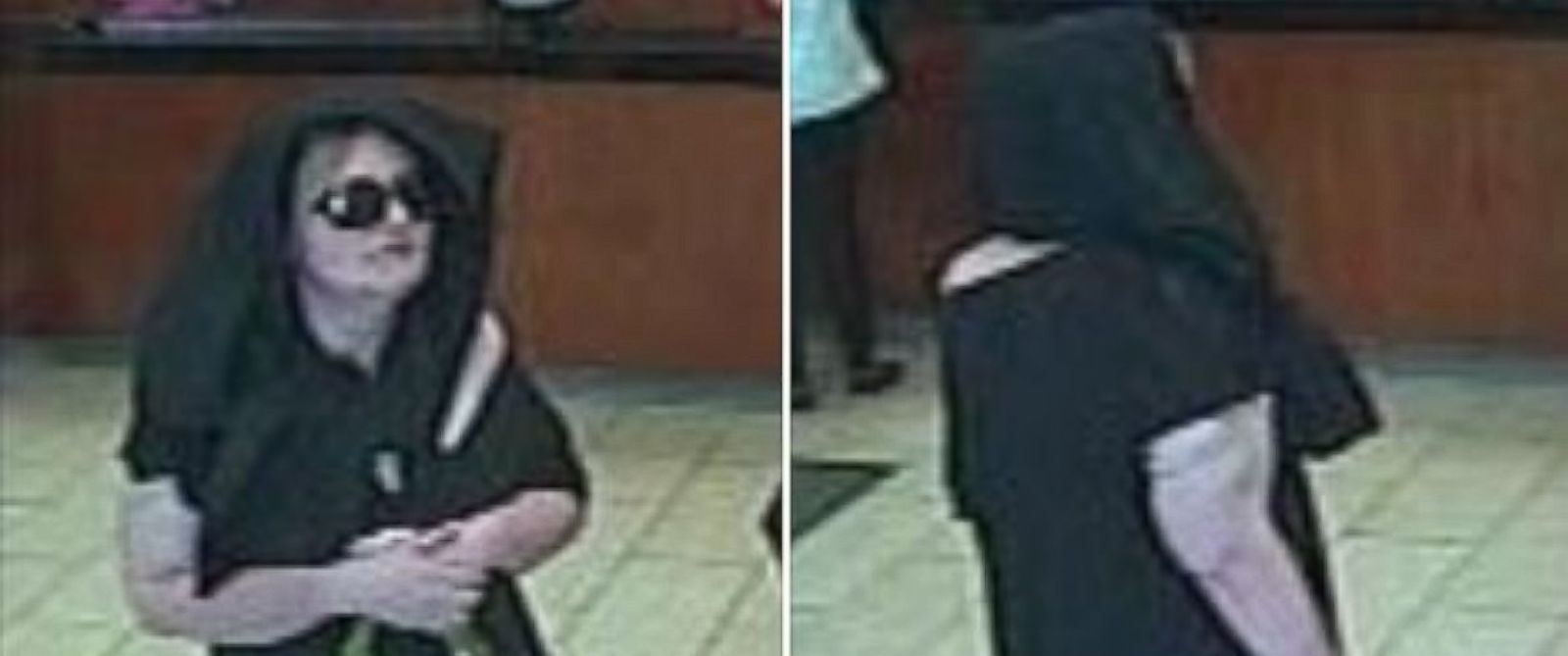 New Jersey Police Hunting For Woman Who Robbed 3 Banks In 24hrs