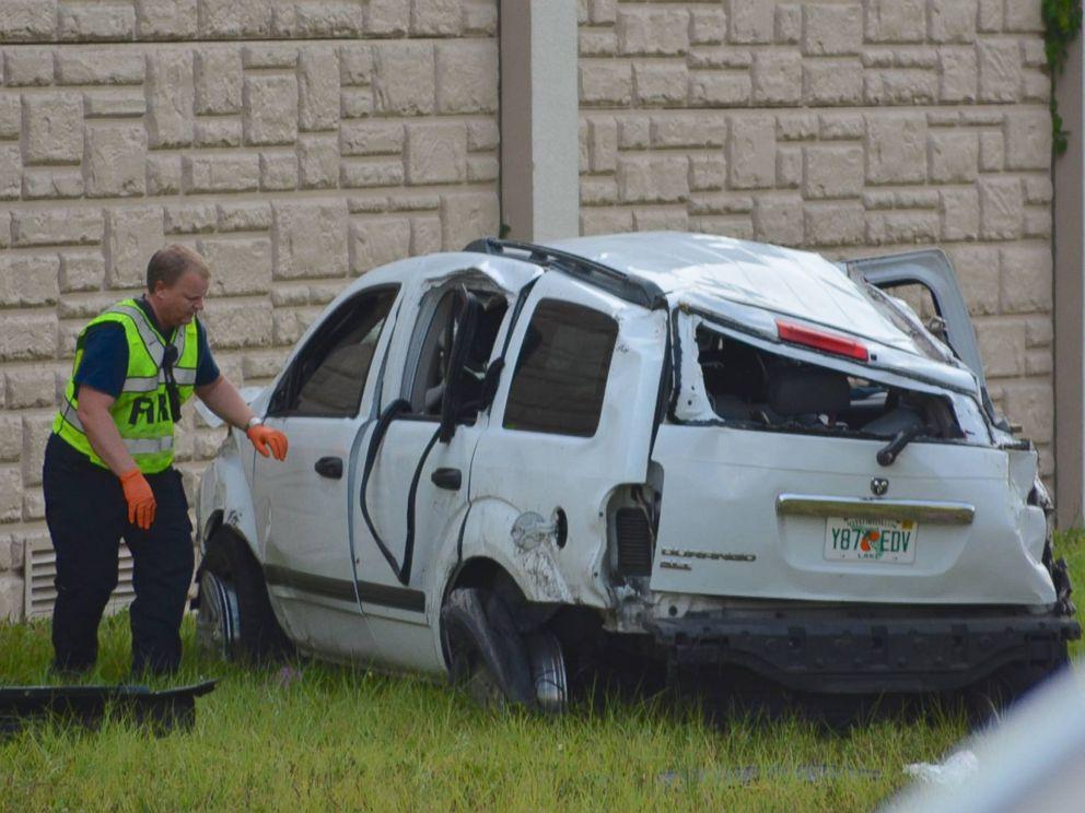 3 Girls Killed 8 Injured In Car Crash Near Orlando Florida Abc News