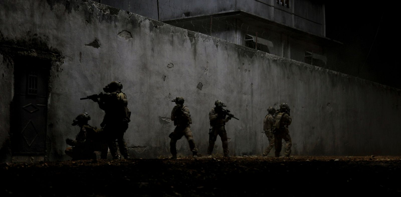 "PHOTO: ""Zero Dark Thirty"""