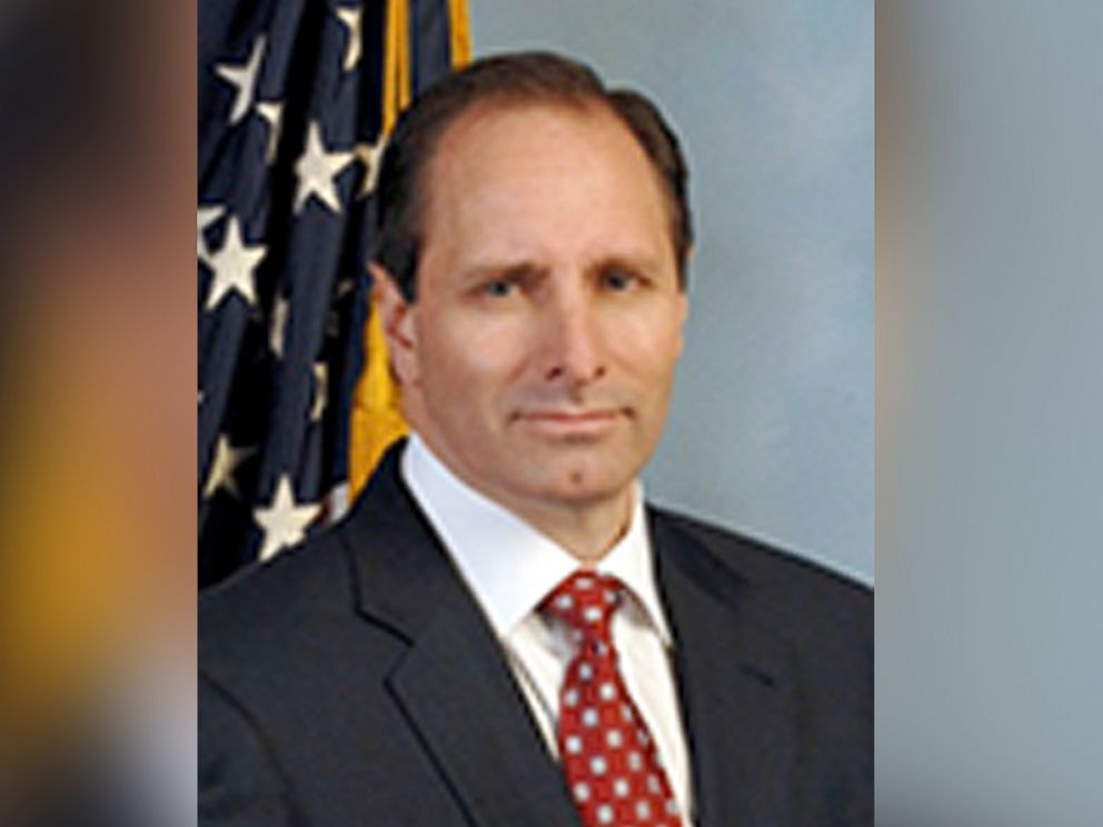 PHOTO: Michael Steinbach, FBI Assistant Director, Counterterrorism Division is seen in this undated file photo.