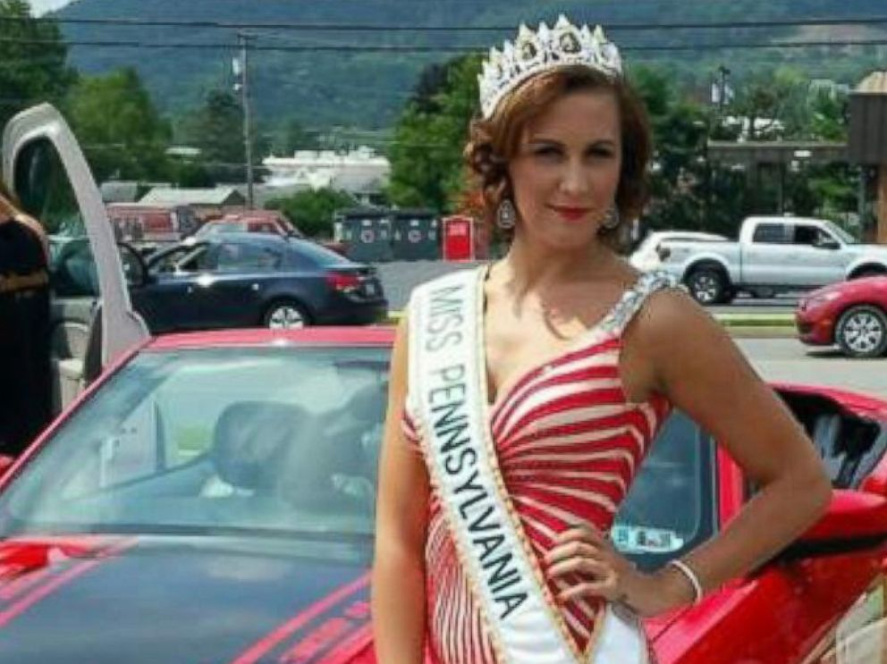PHOTO: This undated photo was posted to the Facebook page of Brandi Lee Weaver-Gates, a former Miss Pennsylvania U.S. International pageant winner, who was arrested on Aug. 11, 2015 in Bellefonte, Penn.