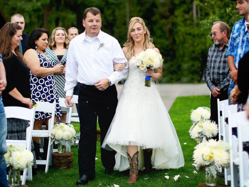 Abc janner wedding