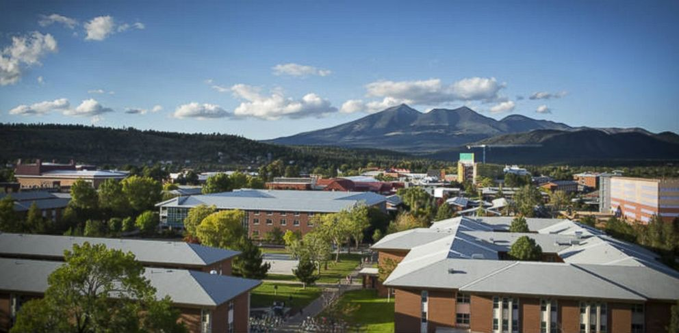 PHOTO: Northern Arizona Universitys Flagstaff campus is seen in this undated file photo.