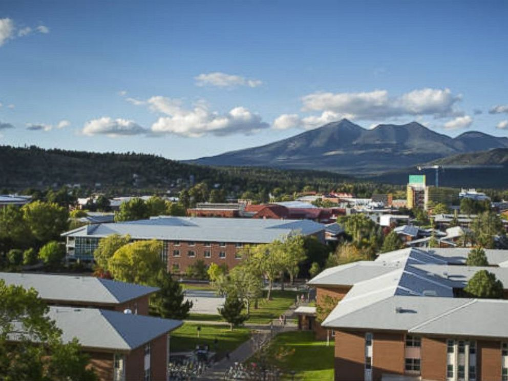 PHOTO: Northern Arizona Universitys Flagstaff campus is seen in this undated file photo.