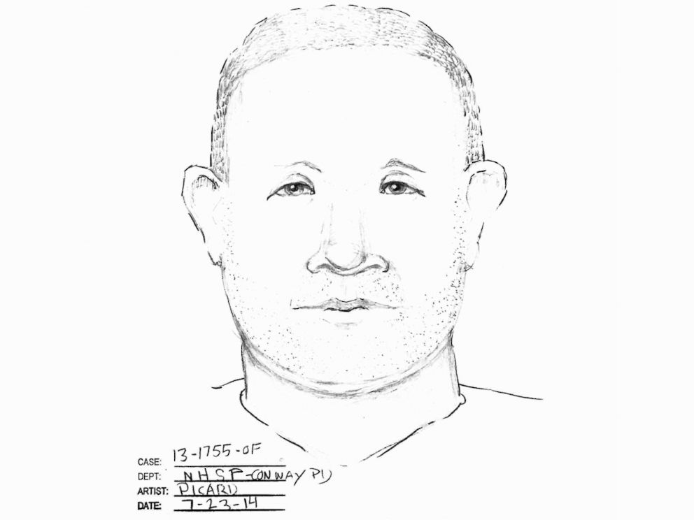 PHOTO: Police are seeking information regarding the identity of the man depicted in this sketch, as described by Abigail Hernandez.